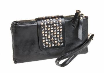 Női pénztárca - fekete [151]