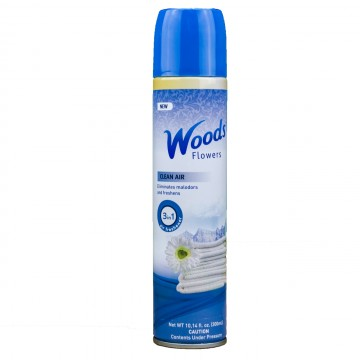 Woods Flowers Spray aerosol - Aer curat, 300ml