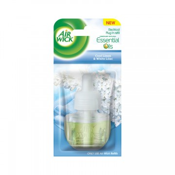 Air Wick Aparat electric - rezervă - Lenjerie proaspătă, 19ml