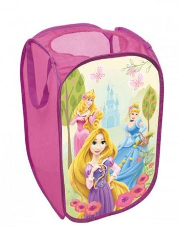 Koš na hračky Princezny Disney