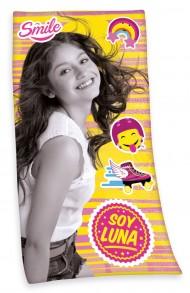 Fürdőlepedő Soy Luna Smile 75/150
