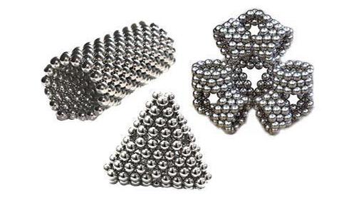 Antistresové magnetické kuličky