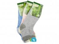 Dámské kotníkové bambusové ponožky Pesail ZH-6229 - 3 páry, velikost 38-42