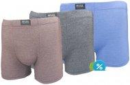 Bambusové boxerky Pesail M0150 - 1ks, velikost L