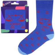 Ponožky - Zodiac - Váhy - velikost 39-42