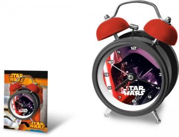 Kovový budík Star Wars Darth Vader 9 cm