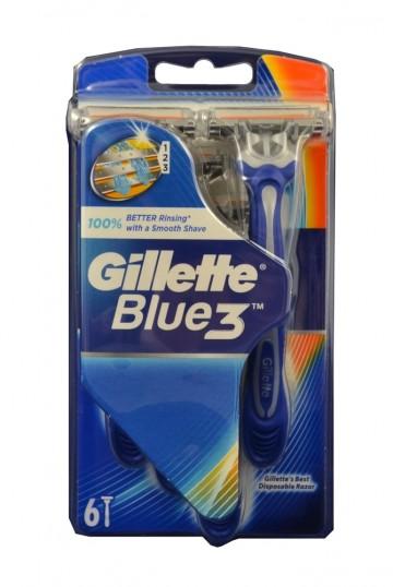 Gillette Blue III 6´s