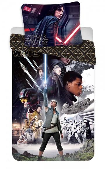 Povlečení Star Wars 8 140/200