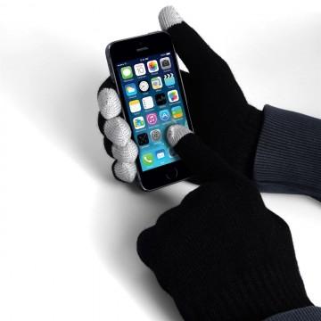 Mănuși pentru operarea telefonului cu ecran tactil