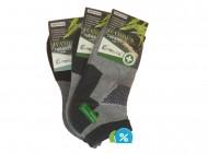 Dámské bambusové kotníkové termo ponožky Pesail BW4559 - 3 páry, velikost 38-42