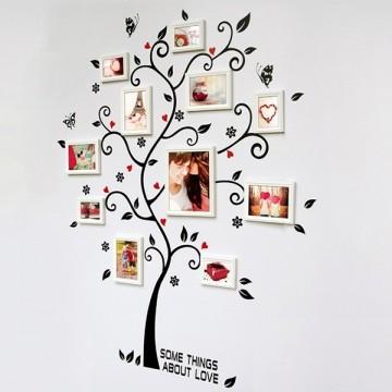 Dekorační samolepka strom  pro originální vzhled vaší stěny