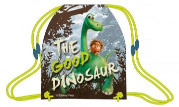 Taška na tělocvik a přezůvky Hodný Dinosaurus 41 cm