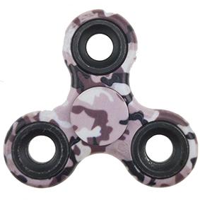 Fidget spinner - maskáčový [9040]
