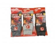 Pánské MEGA termo ponožky C-6006 - 3 páry, velikost 43-46