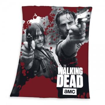 Fleece deka Walking Dead 130/160