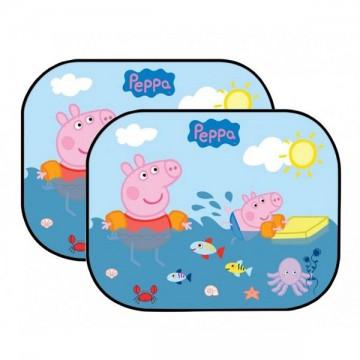 Sluneční clona Prasátko Peppa Pig 2 ks