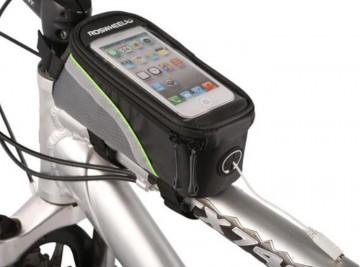 Husă pentru telefonul mobil cu suport pentru bicicletă