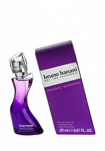 Bruno Banani Magic Woman - toaletní voda pro ženy, 20 ml