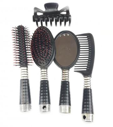 Sada pro péči o vlasy - černá