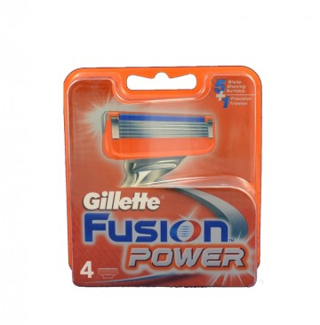 Gillette Fusion Power 4 NH
