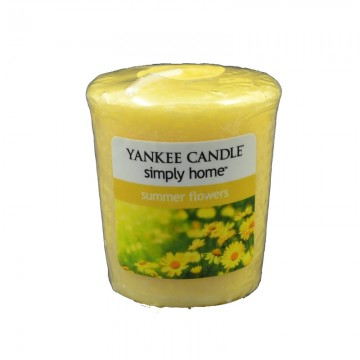 Yankee Candle 49g Votive Summer Flowers