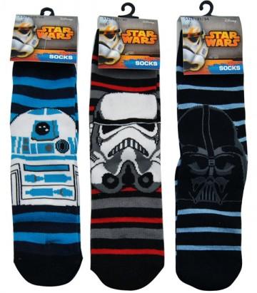Ponožky Star Wars vel. 23-26