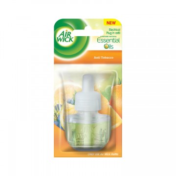 Air Wick Aparat electric - rezervă - Anti-Tabac, 19ml