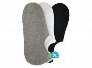 Pánské podkotníkové bavlněné ponožky Bixtra S010 - 3 páry, velikost 43-46