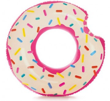 Nafukovací kruh donut, 107x99cm