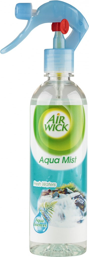 Air Wick Aqua Mist - spray Cascadă proaspătă, 345ml