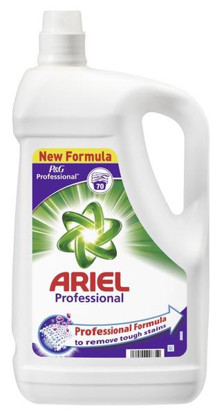 ARIEL ACTILIFT PROFESIONAL 4,55L na bílé prádlo