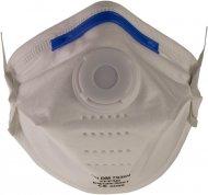 Szájvédő maszk szeleppel KAYO DM7930V - FFP3 - 1db