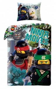Povlečení Lego Ninjago Movie 140/200, 70/90