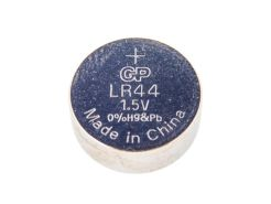 GP LR44/AG13, 1 db alkalikus elem 1,5V