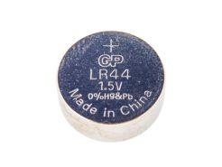 GP LR44/AG13, 1 ks alkalické baterie 1,5V