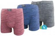 Bambusové boxerky Pesail M0217 - 1ks, velikost L