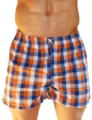 Pánské trenýrky Xtremen Shorts Boxer TH 06, Velikost oblečení L