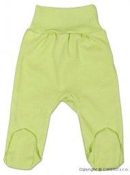 Kojenecké polodupačky New Baby - Zelené