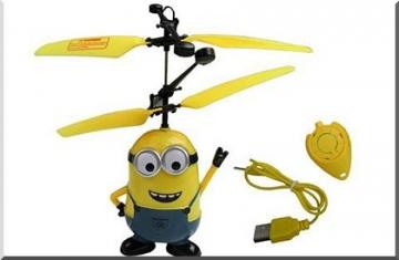 Minion RC-Helikopter (távirányító nélkül)