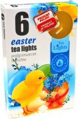 Čajové svíčky 6 kusů – Velikonoce