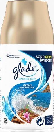 Glade by Brise Automatic Spray, náplň - Oceán, 269ml