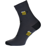 Ponožky Pivo4 - 1 pár, velikost 39-42