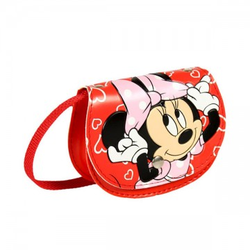 Kabelka Minnie Mouse červená 13 cm