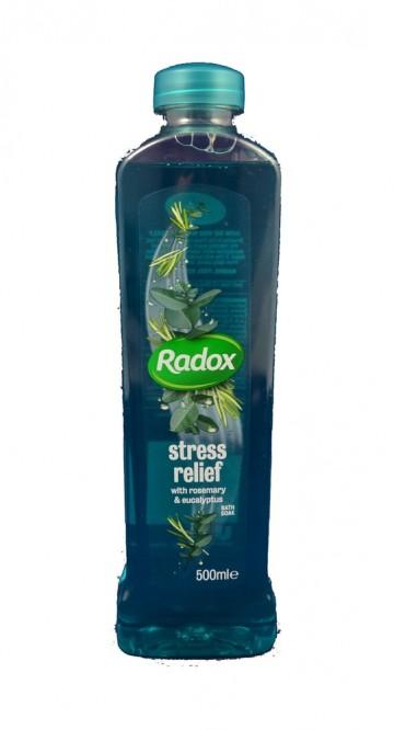 Radox pěna do koupele, Stress Relief, 500ml