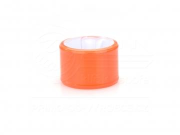 Fényvisszaverő karkötő 40cm - narancssárga