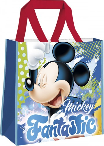 Dětská nákupní taška Mickey Fantastic 38 cm