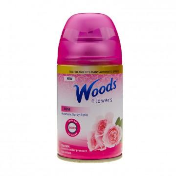 Woods Flowers, Náplň do osvěžovače vzduchu Air Wick - Růže