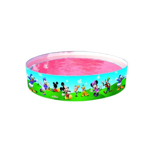 Dětský bazén s pevnou stěnou Bestway Mickey Mouse a přátelé 183x 38 cm