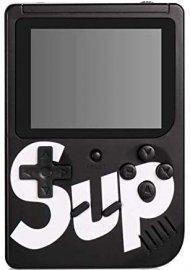 Konzol - kézi és retro  400v1 SUP GameBox - fekete