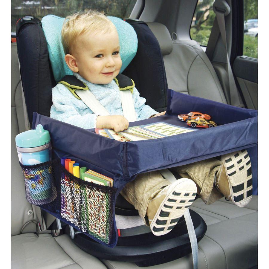 Gyerekasztal autóba